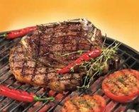 grill, potrawy z grilla