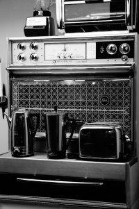 Sprzęt w kuchni
