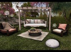 Piekne meble do każdego ogrodu