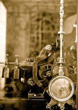 mechanizm zegarowy