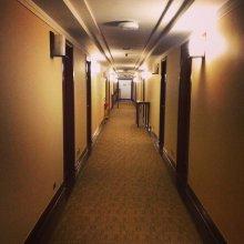 korytarz hotelu