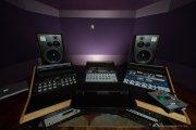 nowoczesne studio nagrań