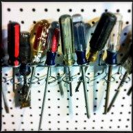 zestaw śrubokrętów