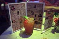 karty menu restauracji