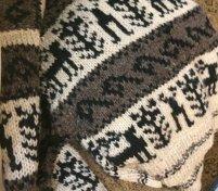 sweter, wełna