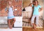 Tuniki i piżamy - bielizna dla ciężarnych